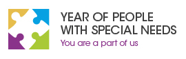 Logo Year of People with Special Needs