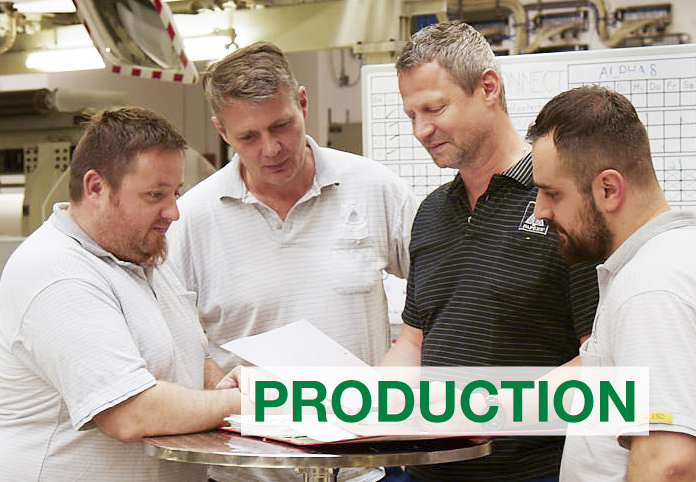 Production jobs at TANNPAPIER